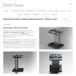 ホルヒハウス社の新開発オープンリールデッキ