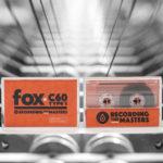カセットテープ fox C60 情報 その2