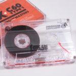 カセットテープ販売開始しました